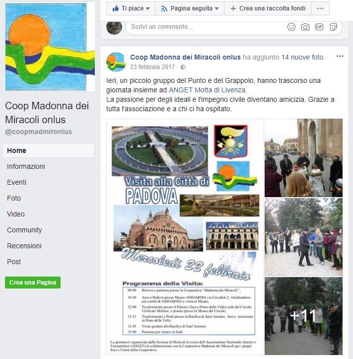 FB Gita Padova